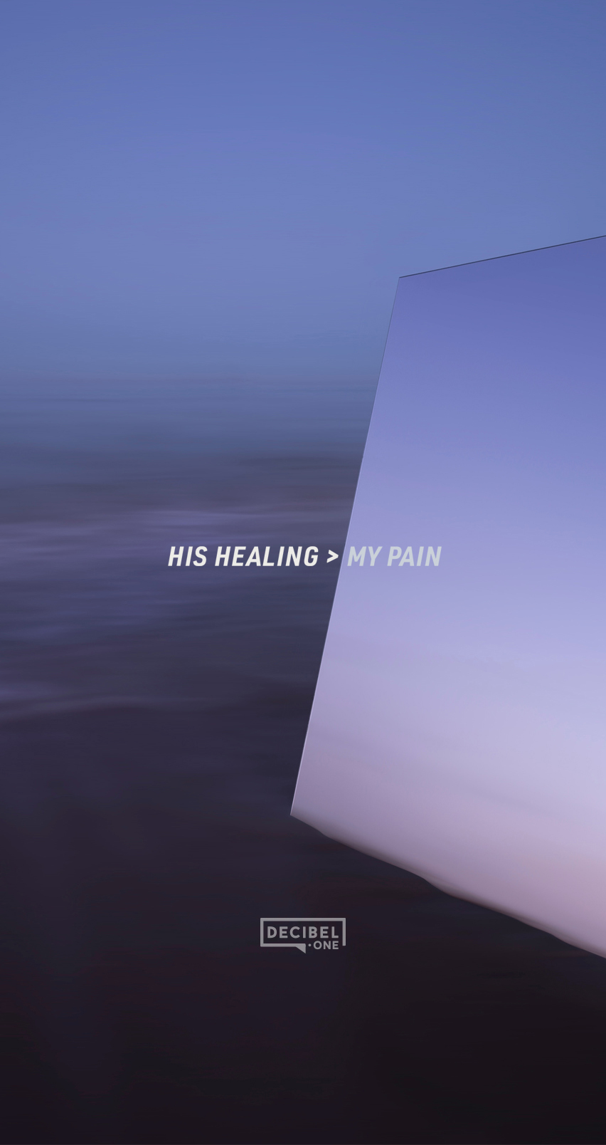 HIS HEALING > MY PAIN